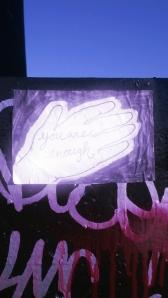 marandaelizabethyouareenoughgraffiti
